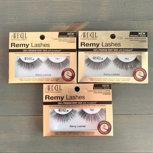 Ardell Remy Lashes with Invisiband Tapered Tips